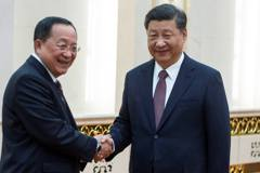 北韓外長會習近平 稱致力實現半島無核化