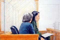 孟晚舟保釋聽證 加國檢方:有潛逃可能 不能保釋