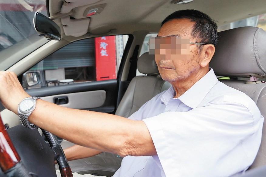 銀髮族駕駛換照 違規率大幅下降