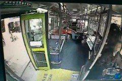 范可欽搭公車輪椅側摔重傷 公運處:業者過失罰9千