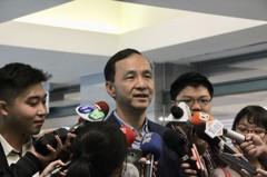 朱立倫:相信李四川能做好高市副市長角色