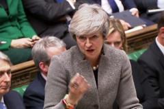 無協議脫歐進入備戰 英國拿出780億應變