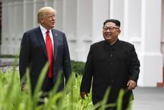 北韓官媒敦促美國解除制裁 展現對話誠意