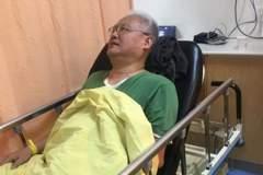 范可欽今晨失溫 緊急出動4醫搶救