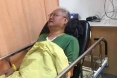 廣告人范可欽今晨突陷昏迷 搶救40分鐘救回