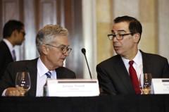 安撫市場 米努勤:川普沒說要開除聯準會主席鮑爾