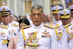 泰王加冕典禮確定 5月4日起一連舉行三天