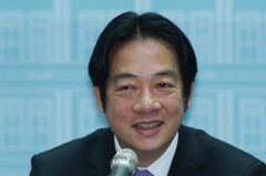 蘇嘉全:支持賴清德留任行政院長