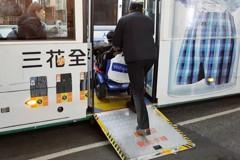 輪椅族心聲:新公車應有通用安全設計