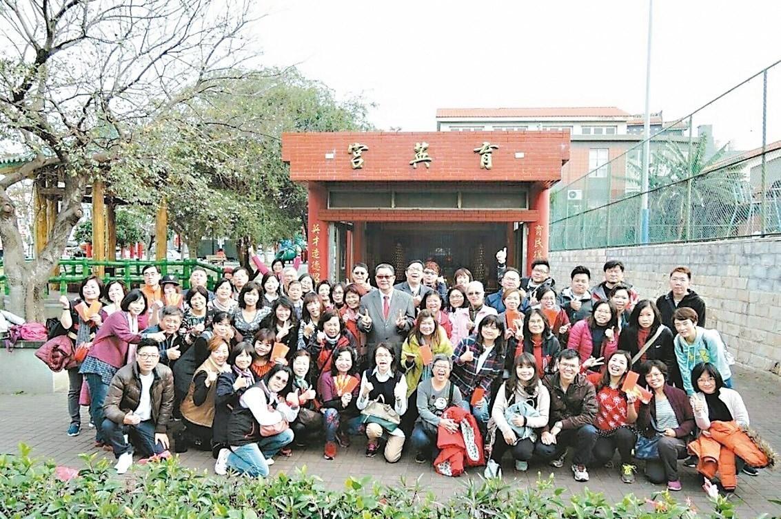 台壽愛心捐款獎助學子 為家庭撐起保護傘
