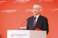 中美貿易戰重啟談判 美媒:劉鶴1月底帶隊赴美