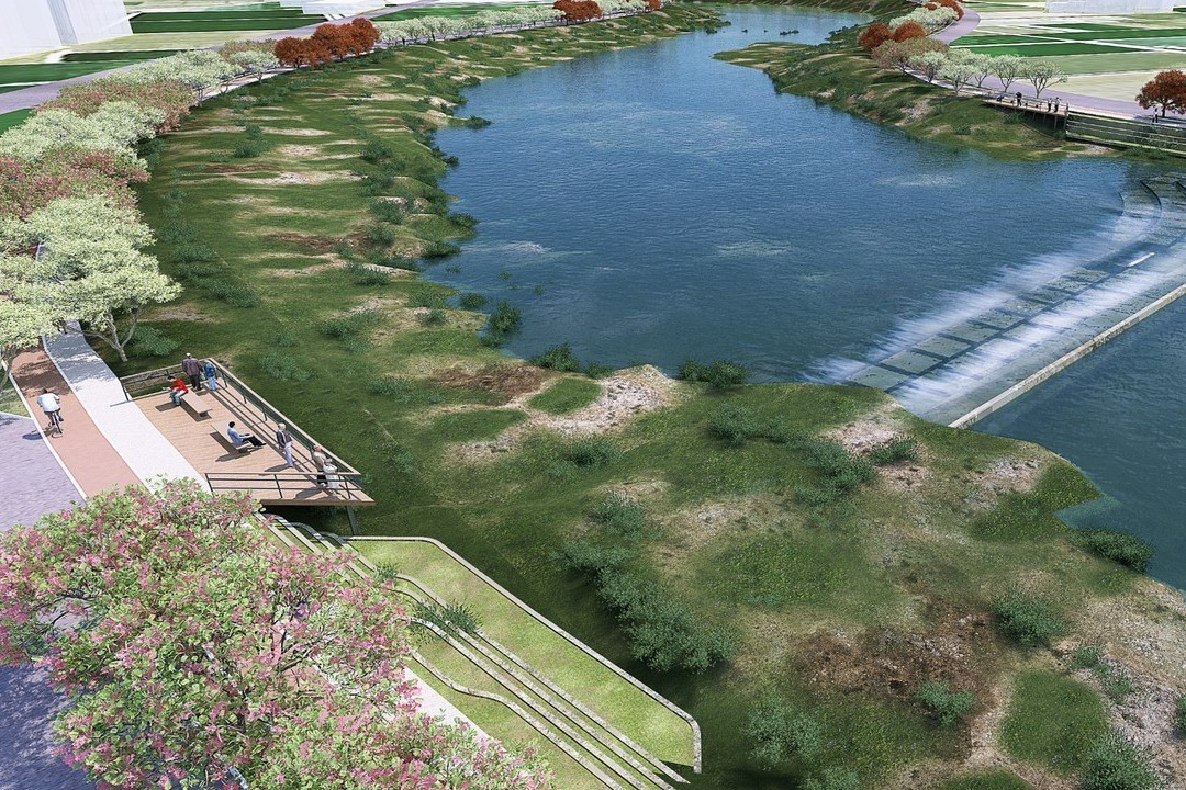 拆除攔水堰 台中打造生態筏子溪