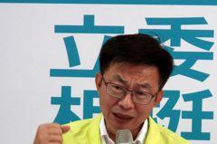 謝龍介稱選立委是要反擊賴清德 郭國文:別牽拖