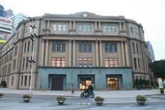台北郵局90歲 拱門風貌將重現