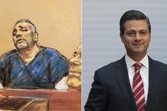 影/大毒梟審理案驚爆 墨前總統收古茲曼1億美元