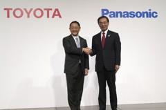 豐田與Panasonic合資 強攻電動車電池市場