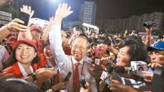 李顯龍弟讚前議員:新加坡應得的領袖