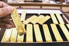 現貨衝破1300美元 黃金期受寵