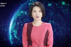 大陸推出全球首個AI合成女主播 正式亮相報新聞