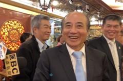 鬆口選總統「時機到了」 王金平:不會找韓國瑜當嘉賓