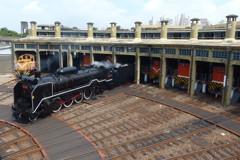 鐵道迷注意! 彰化扇形車庫下月起停止開放一個月
