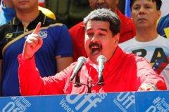 美制裁委內瑞拉外長逼總統下台 俄嗆停止勒索