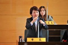 韓國瑜表態不選2020 盧秀燕:有時政治發展非操之在己