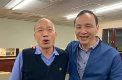 韓國瑜不選總統 朱立倫:國民黨不能只有一個韓國瑜