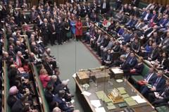 延後脫歐露曙光 英國國會否決無協議脫歐