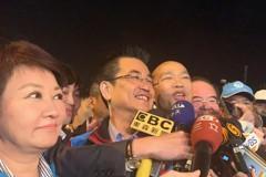 韓國瑜輔選被喊「選總統」 韓:洞房花燭夜的是鄭世維