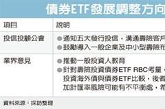 債券ETF 推動受益人分散