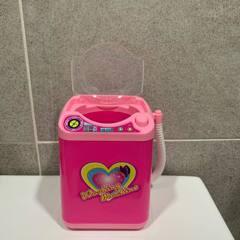 韓國大創「迷你洗衣機」可愛又實用 能自動運轉還有排水裝置,拿來洗刷具超方便!