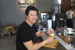 帥哥咖啡師特調蜜餞咖啡 吃到外婆熬鳳梨的酸甜味