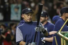 MLB/一朗14次扛開幕戰先發 史上野手第二老