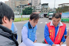 板橋江翠重劃區人口增車塞爆 4米道路將拓寬10米