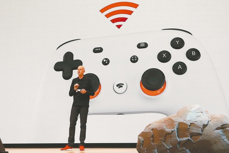 Google進軍遊戲業 Stadia平台雲端串流 玩家免買主機
