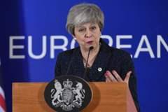 歐盟設英國脫歐延後2條路 梅伊點頭