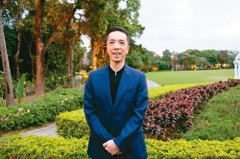 勇源基金會執行長陳致遠 提供身障孩子表演舞台