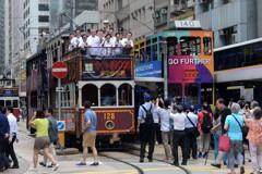 香江風情╱全球最長壽且工時最長? 香港「第一」打群架