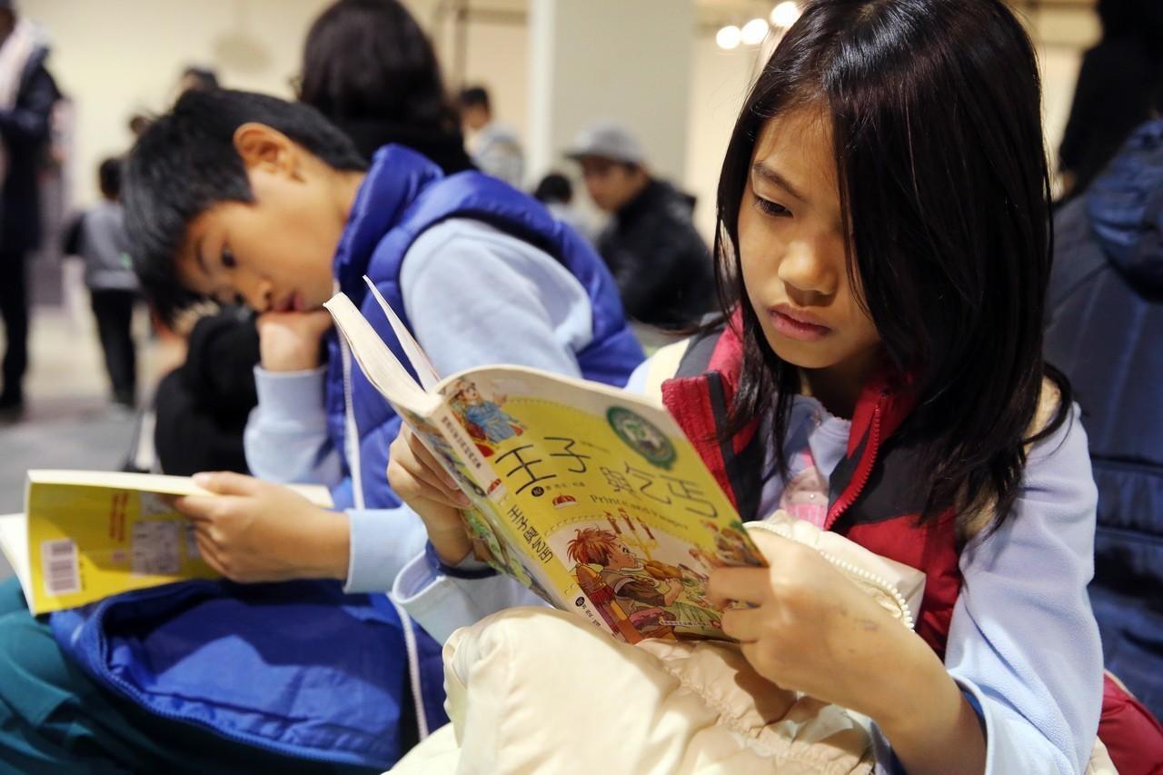 救閱讀力 教育部推圖書「一卡通」