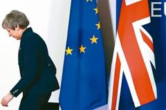 梅伊籲國會挺脫歐協議 否則下週恐無第3次表決