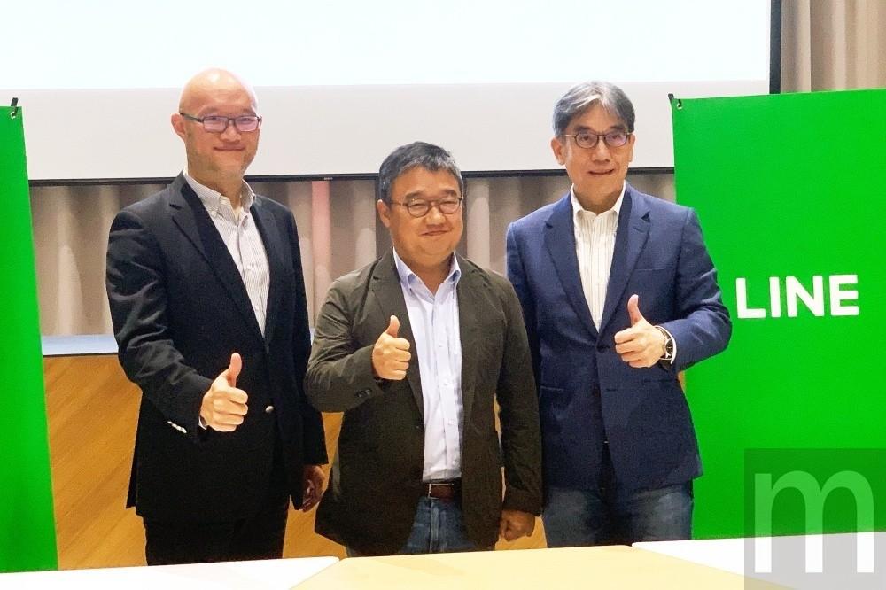 LINE財務長預期藉由新金融科技推動台灣業務成長