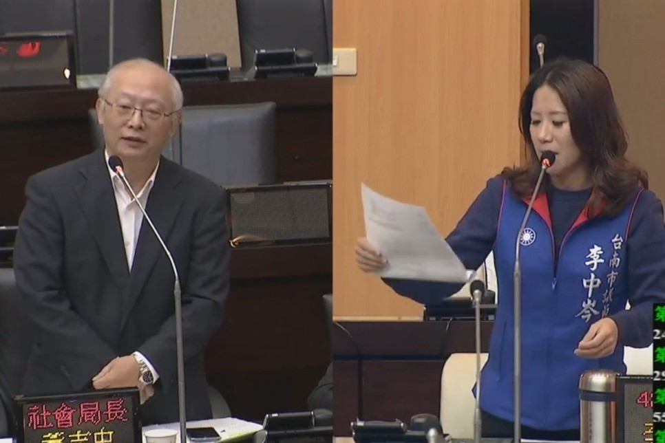 台南地震捐款竟做淹水補助 議員指市府根本是詐騙集團