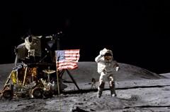 美副總統發豪語:美國2024年要重返月球!