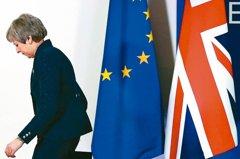 德法自顧不暇 可應付英國硬脫歐?