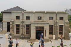 深埋地底古蹟重見天日 新竹水道取水口展示館啟用