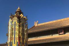 北京故宮首次公益拍賣 天燈、萬壽燈拍出上億天價