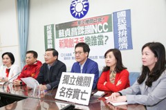 北市松信選區/藍軍初選 費鴻泰、王鴻薇交火猛烈