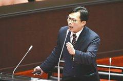 藍營追憶老蔣 黃國昌諷現在國民黨人:爭先恐後投共媚共