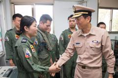 漢光電腦兵推將開打 參謀總長督軍籲官兵重練兵輕輸贏